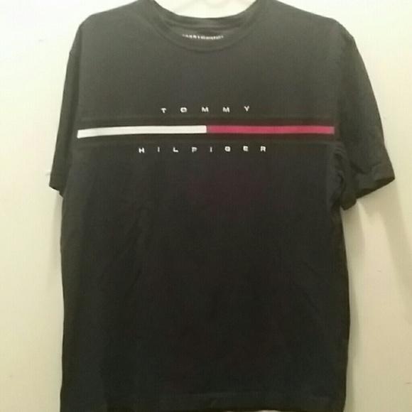 Stufen von ankommen ungleich in der Leistung ✴🔥 SALE Men's Tommy Hilfiger T-shirt